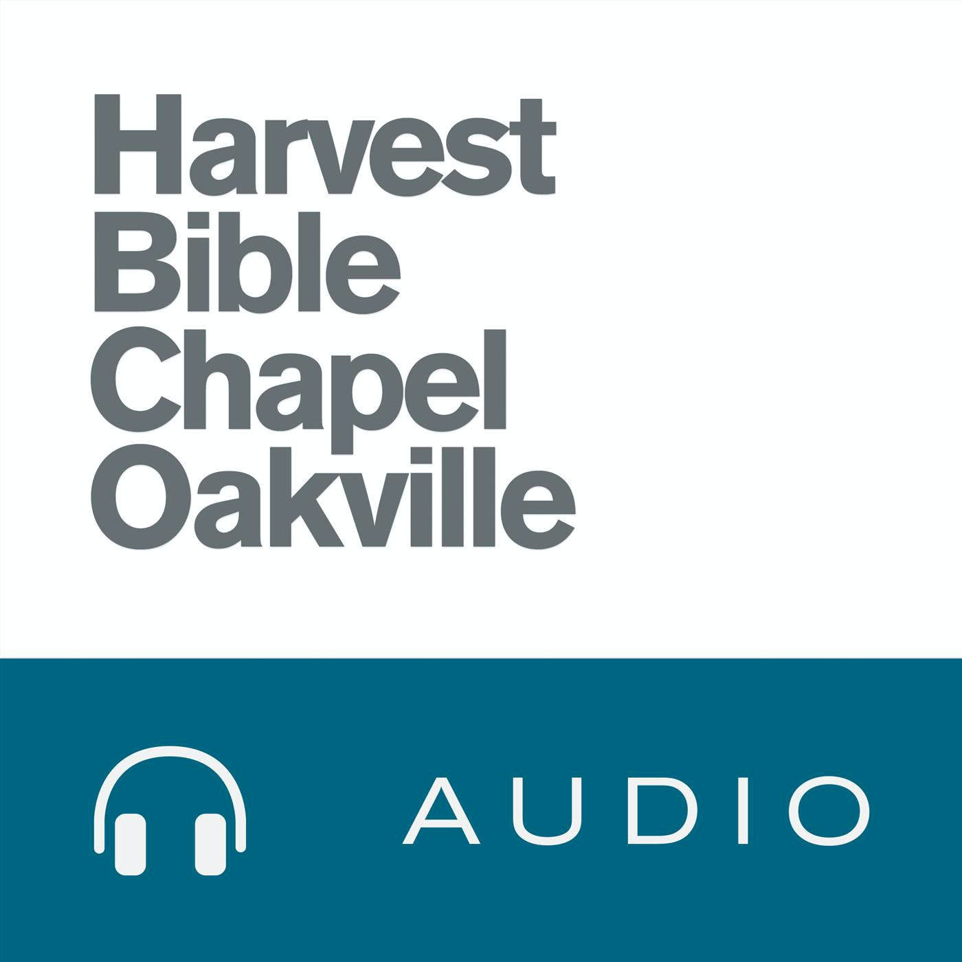 Harvest Oakville Audio Sermons